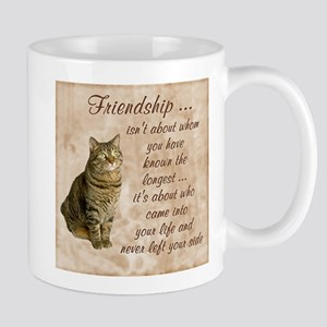 Friendship - Cat Mug