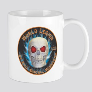 Legion of Evil Social Workers Mug
