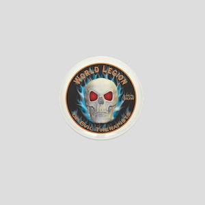 Legion of Evil Therapists Mini Button