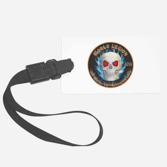 Legion of Evil Veterinarians Luggage Tag