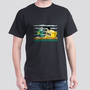 Save Our Oceans Dark T-Shirt