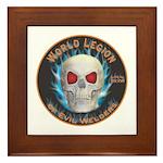 Legion of Evil Welders Framed Tile
