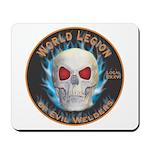 Legion of Evil Welders Mousepad