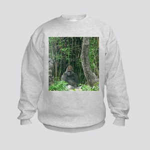 Thinking Gorilla Sweatshirt