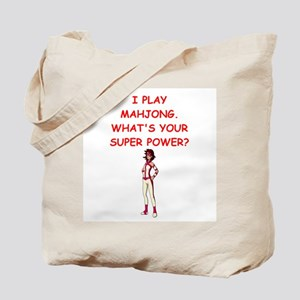 MAHJOMG2 Tote Bag