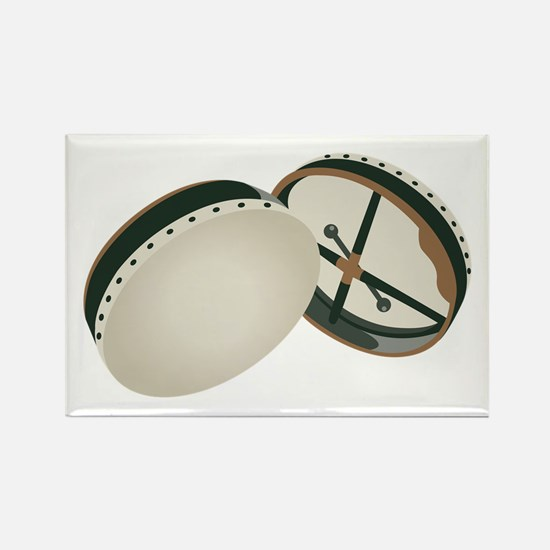 Irish Bodhran Drums Magnets