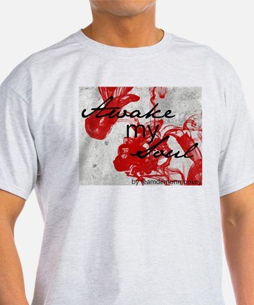 Awake My Soul-Red T-Shirt