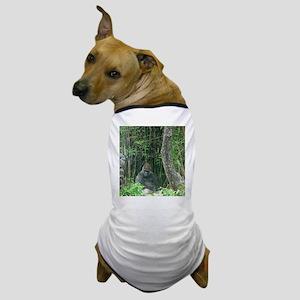 Thinking Gorilla Dog T-Shirt
