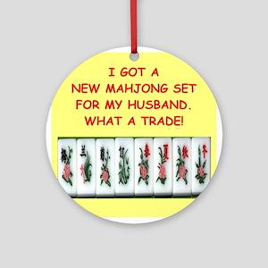 MAHJONG2 Ornament (Round)