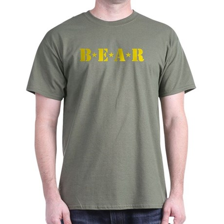 Gay Bear Dark T-Shirt