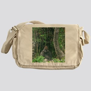 Thinking Gorilla Messenger Bag