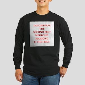 MAHJONG3 Long Sleeve T-Shirt