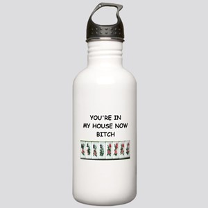 mahjong Water Bottle