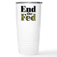 End the Fed Upgraded Travel Mug