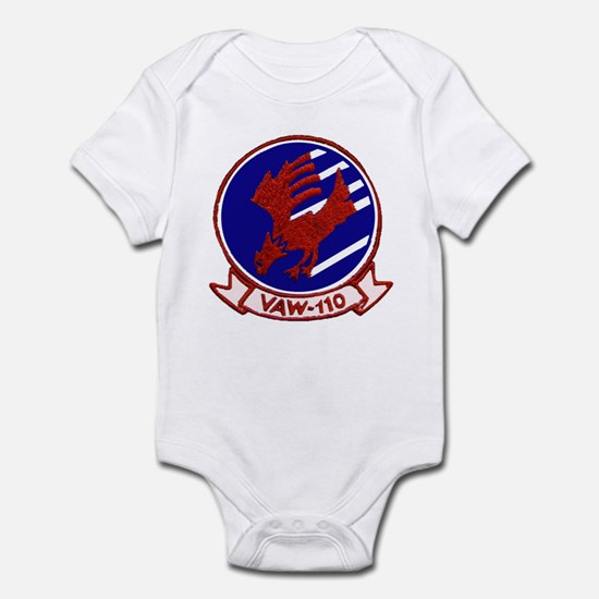 VAW 110 Firebirds Infant Bodysuit