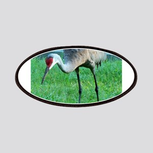 Sand Crane Patches