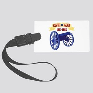 CIVIL*WAR 1861-1865 Luggage Tag