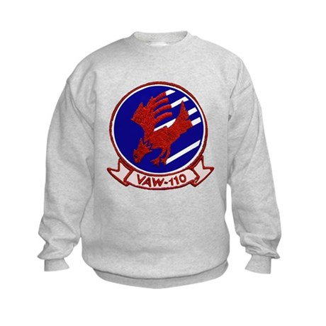 VAW 110 Firebirds Kids Sweatshirt