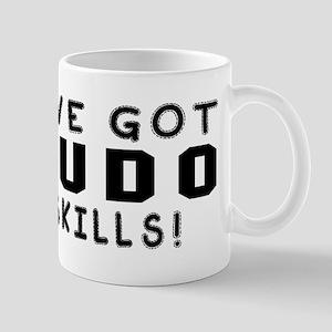Judo Skills Designs Mug