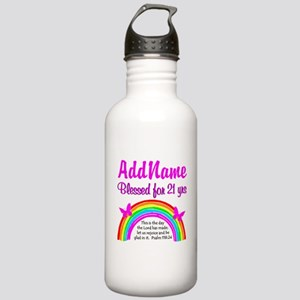 CHARMING 21 YR OLD Stainless Water Bottle 1.0L