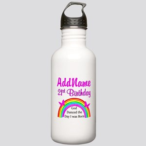 BLESSED 21ST Stainless Water Bottle 1.0L