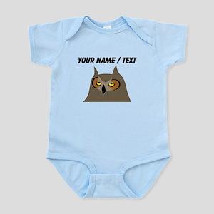 Custom Bored Owl Body Suit