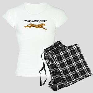 Custom Cheetah pajamas