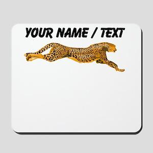 Custom Cheetah Mousepad