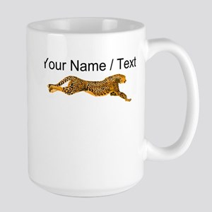 Custom Cheetah Mugs