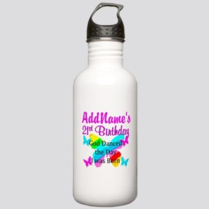 CHRISTIAN 21 YR OLD Stainless Water Bottle 1.0L