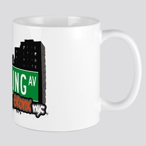 Starling Av, Bronx, NYC  Mug