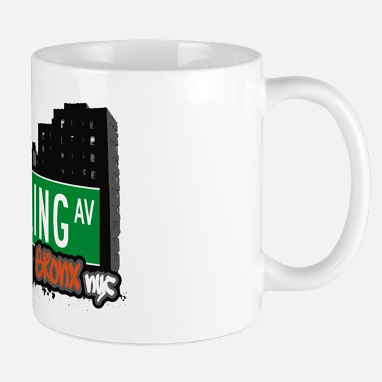 Starling Av, Bronx, NYC  Mug
