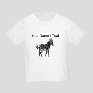 Custom Zebra T-Shirt