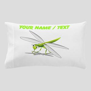 Custom Cartoon Dragonfly Pillow Case
