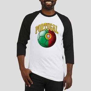 Flag of Portugal Soccer Ball Baseball Jersey