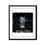 Warlord Framed Panel Print