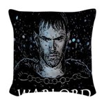 Warlord Woven Throw Pillow