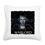 Warlord Square Canvas Pillow