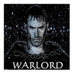 Warlord Square Car Magnet 3