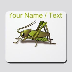 Custom Green Cricket Mousepad