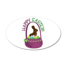 Happy Easter! Wall Decal