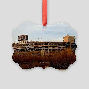 Neyland Stadium  Picture Ornament