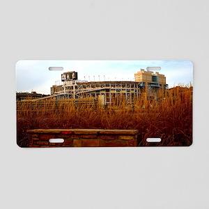Neyland  Stadium Aluminum License Plate
