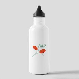 PULL! Water Bottle