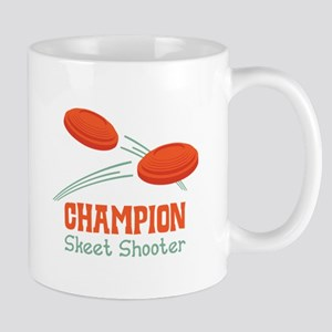 Champion Skeet Shooter Mugs