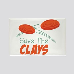 Save The CLAYS Magnets