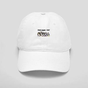 Custom Penguins Cap