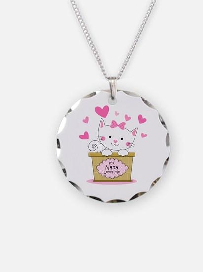 Kitty Nana Loves Me Necklace