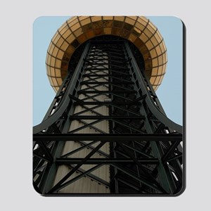 Knox., TN Sunsphere Mousepad