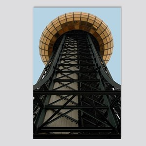 Knox., TN Sunsphere Postcards (Package of 8)
